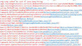 java.lang.Long cannot be cast to java.lang.String解决方案
